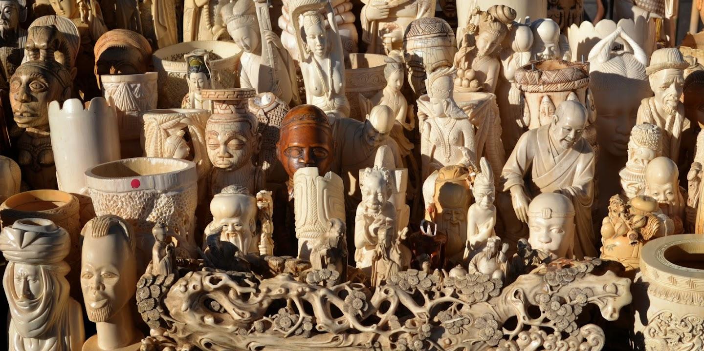 Изделия из слоновой кости