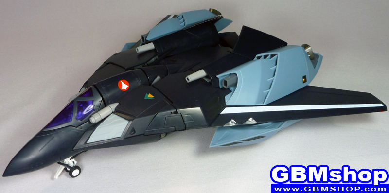 Macross 7 VF-17D Super Nightmare Fighter Mode
