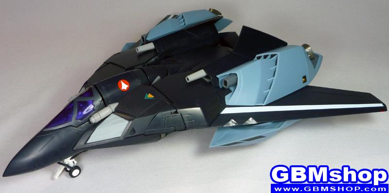 Macross 7 VF-17D Super Nightmare Fighter Mode