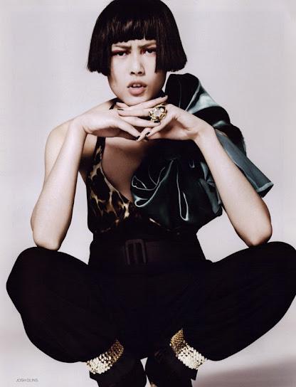 Liu Wen desnuda 3