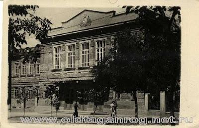 Школа №10 на Фрунзе,40. Фото предоставлено Юлией Полянской.