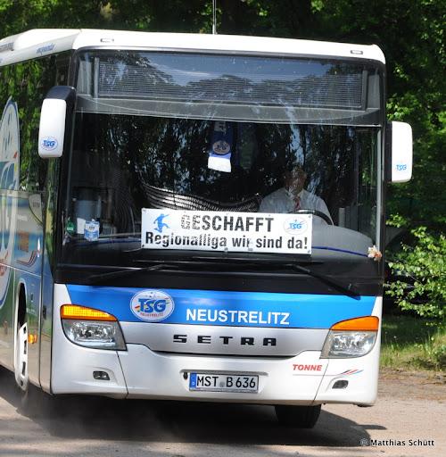 30. Spieltag: Torgelower SV Greif - TSG Neustrelitz - Seite 2 DSC_0069
