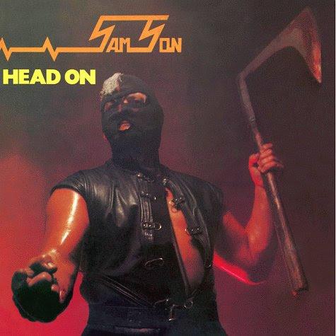 Samson - Head On (Collector's Edition Remastered) (2013)