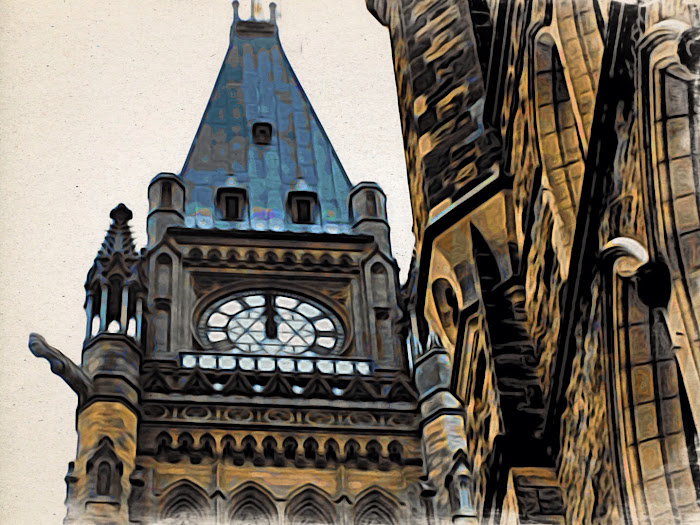 Ottawa Peace Tower where the Carillon resides, photo, Holly Massie all rights reserved
