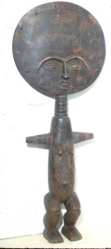 Ashanti Goddess Akwaba Image