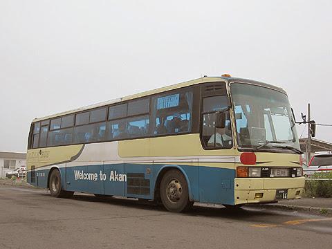 阿寒バス「釧路羅臼線」・・16