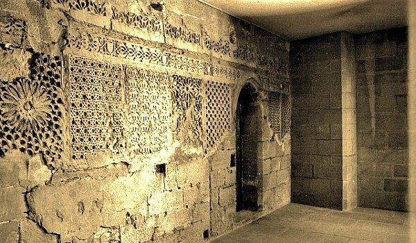 Arte mudéjar en el Castillo de Olite