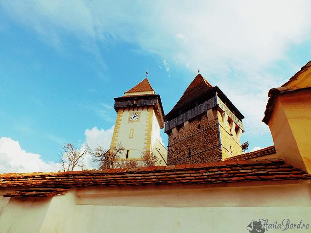 biserica fortificata apold