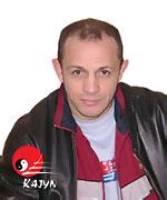 Krim Hamiteche professeur de Kick Boxing
