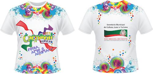 Para criar um Mascote ou Arte Estampa da Camisa para o seu Bloco de Carnaval  em Corel Draw (Vetor) 4eb0484c4f7f9