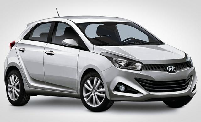Este será o Novo Hyundai HB20, moderno, seguro e equipado.