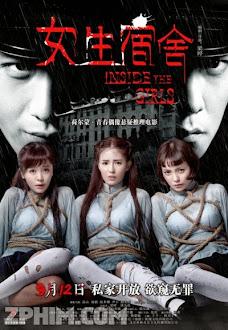 Trường Học Kinh Hoàng - Inside the Girls (2014) Poster