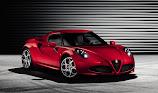 GENEVA 2013 - Alfa Romeo 4C in more detail