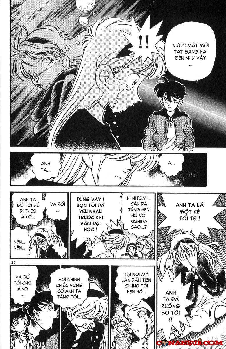 cn 032, Thám tử lừng danh Conan chap 1    NarutoSub