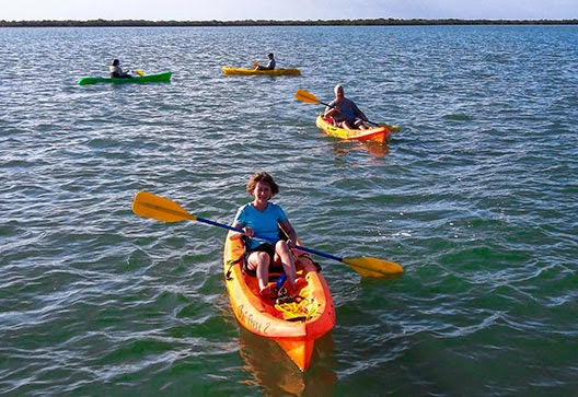 Kayak Key Largo with Out There Key Largo Kayak tours