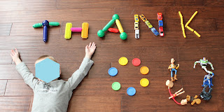 spelling with toys