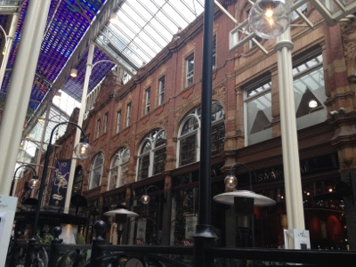 Cross Arcade Leeds
