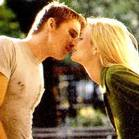 ciuman, pacaran, pasangan, pelukan, cantik, kekasih, mesra, menawan, merona