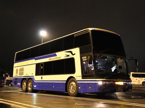 JR東海バス「ドリームなごや3号」 744-09991 プレミアムシート仕様車 足柄SAにて