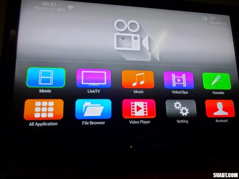 ROM Android Box ZTV A class A1 V5 Root - root ZTV phiên bản mới nhất
