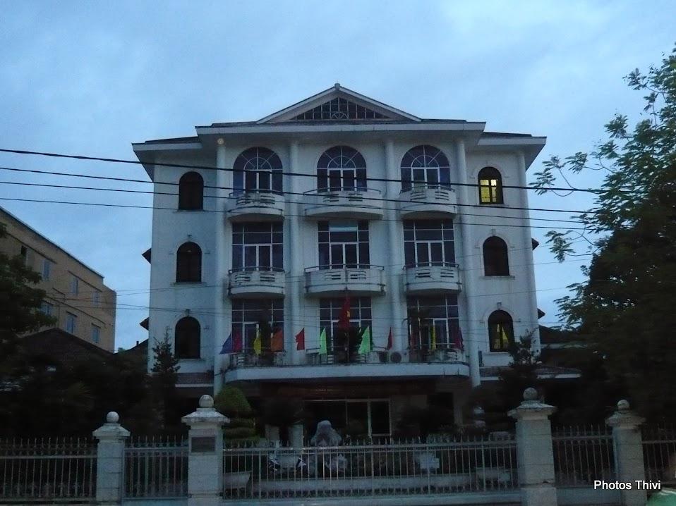 bâtiment rue Lê Loi