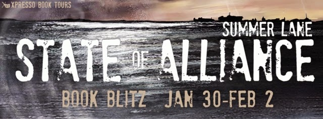 Book Blitz: State of Alliance by Summer Lane