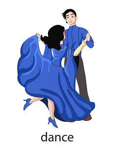 dance%2520 %2520flashcard Verb flashcard