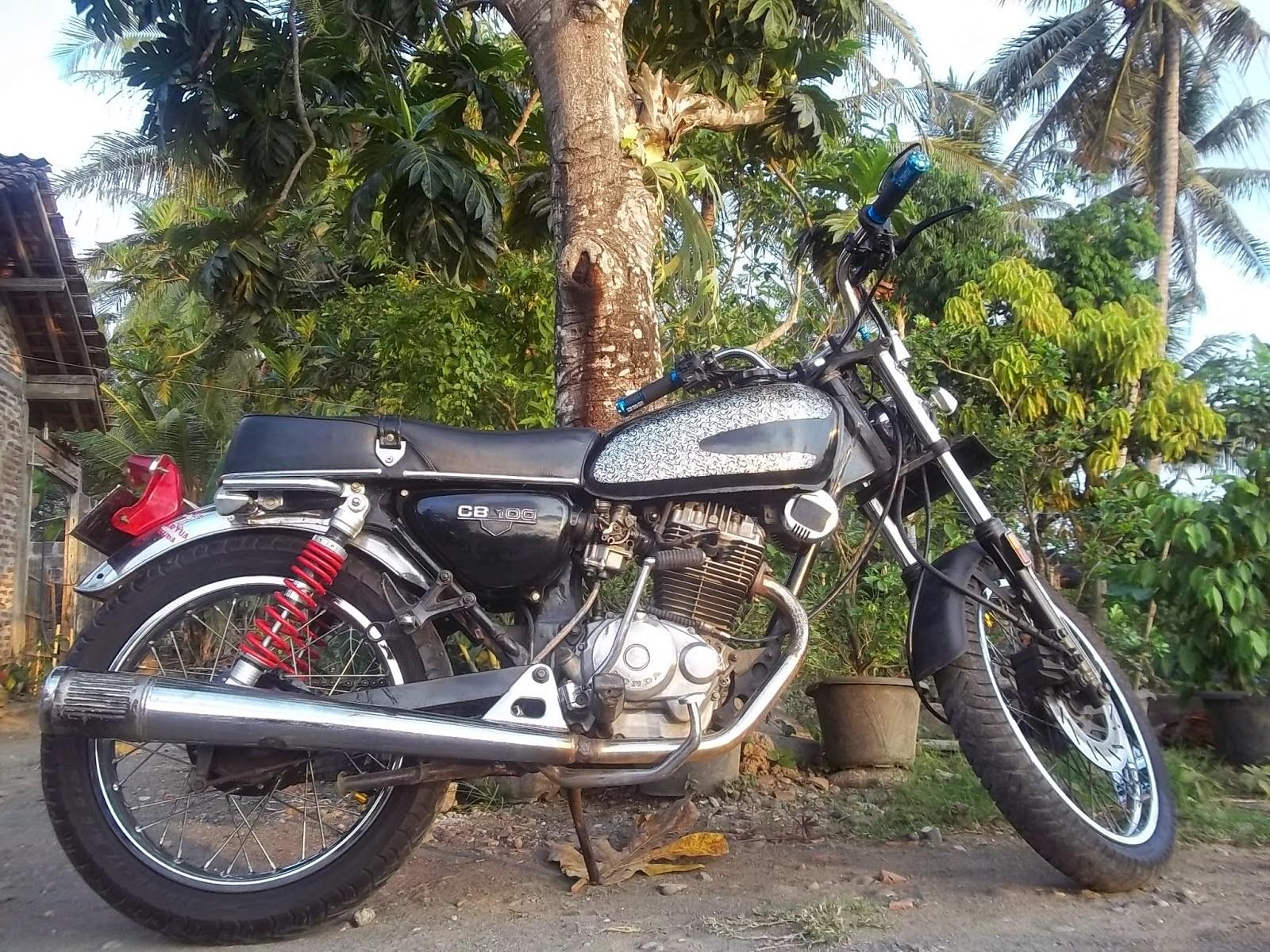 94 Modifikasi Motor Gl Max Jadi Harley Terkeren Kuroko Motor