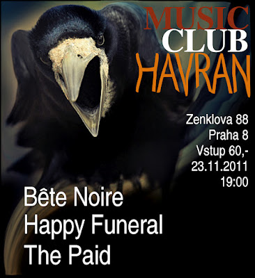 ThE Paid live at HAVRAN Club (2011)
