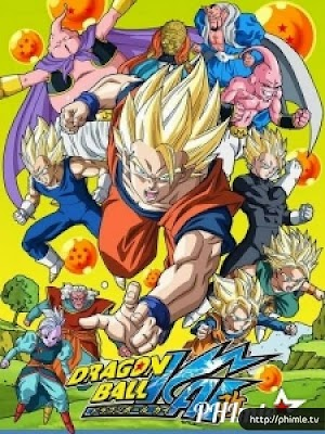 Phim Bảy Viên Ngọc Rồng Kai (phần 2) - Dragon Ball Kai (season 2) (2014)