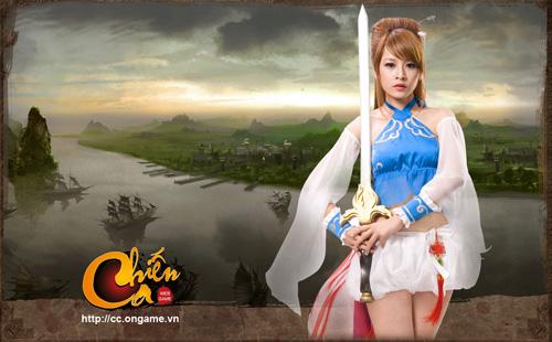 """Hotgirl Chi Pu """"lộ ảnh nóng"""" phiêu cùng Chiến Ca 4"""