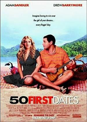 Phim 50 Lần Hẹn Vẫn Là Đầu Tiên - 50 First Dates - Wallpaper