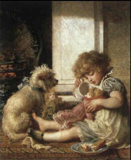 Karl Wilhelm Friedrich Bauerle - Nursery life