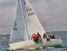 J/24 one-design sailboat- world's largest one-design class