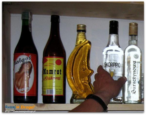 muzeum pijaństwa w gołębiu - mamrot i małgośka