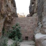 シークにいくつかあるナバタイ人のローマ時代のダム