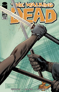 Descargar The Walking Dead comic #110 Español