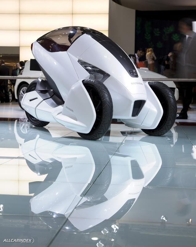 Honda - 3R-C