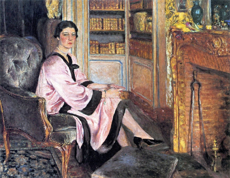 Édouard Vuillard - Jacqueline Boudoin