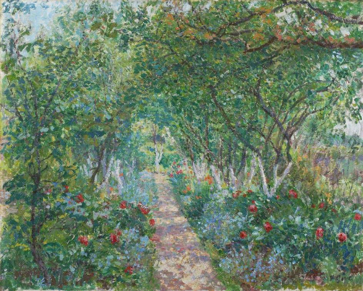 Spencer Gore - The Garden, Hertingfordbury