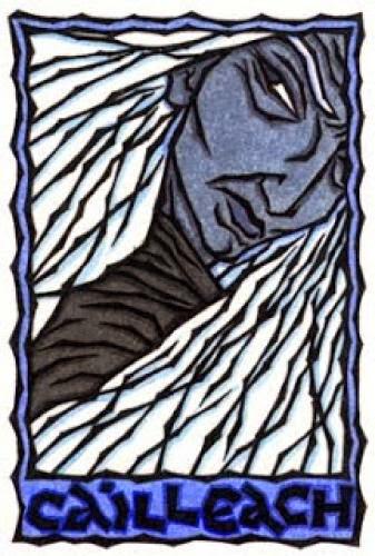 Cailleach Winter Goddess