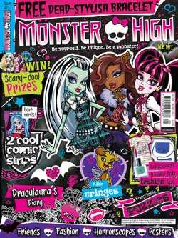 Monster High #1