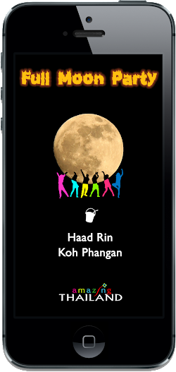 Full Moon Party App