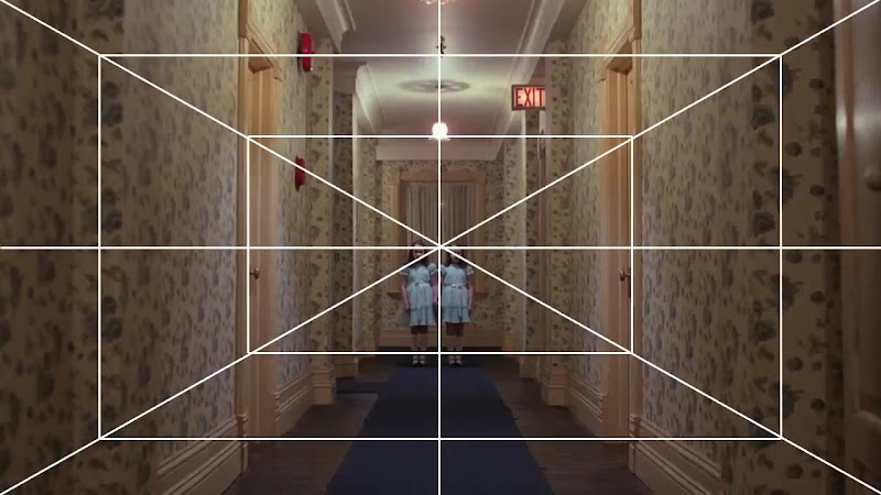 Kubrick // One-Point Perspective