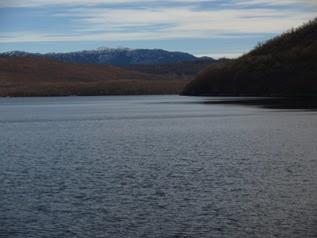 Imagen del lago de Sanabria