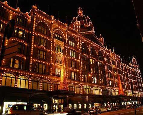 Londres en Navidad 2
