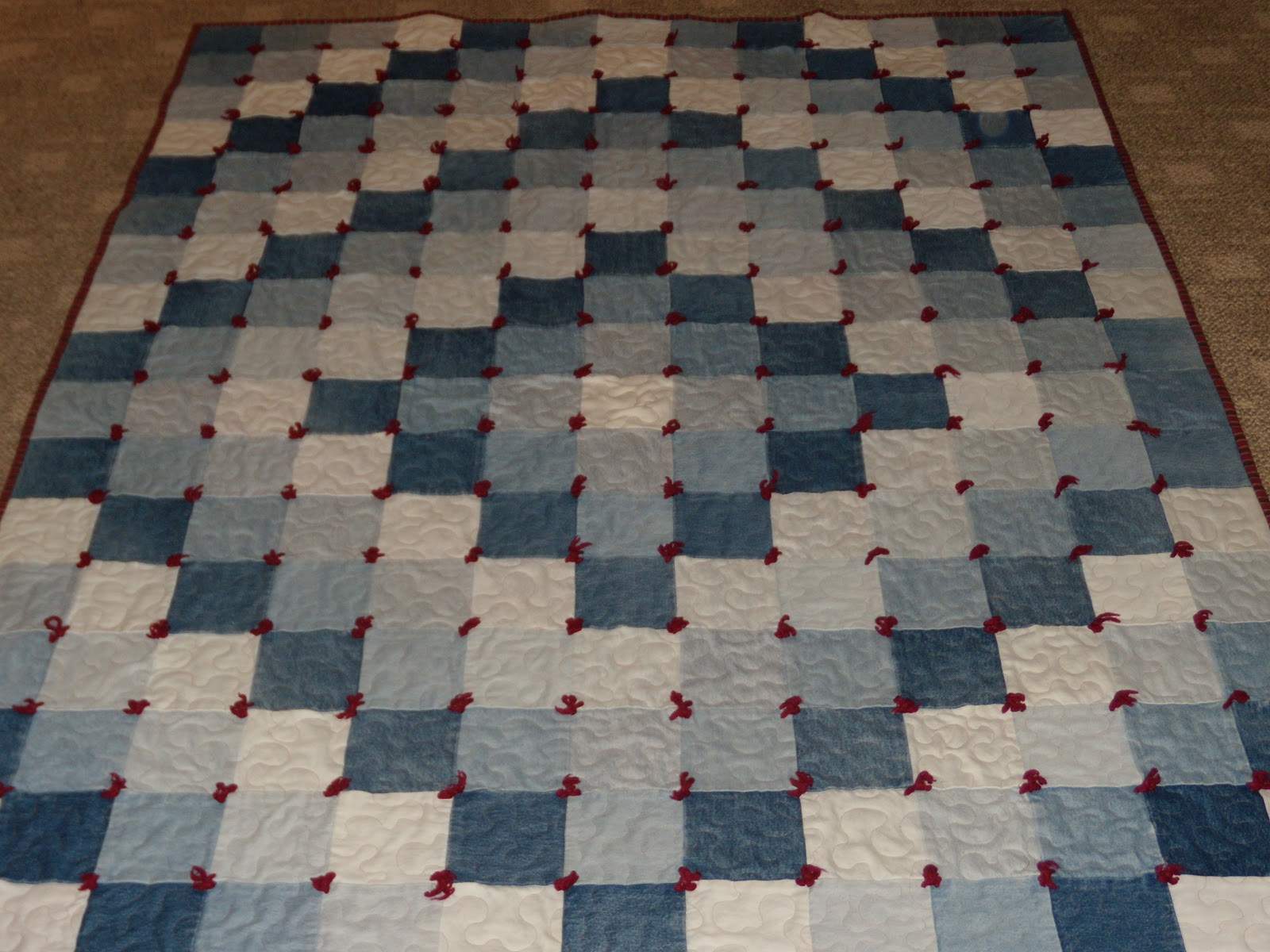 make recycle quilt peace jeans a quilts december to sew in denim