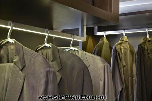 <strong><em>Thiết kế tủ quần áo</em></strong> - Phòng thay đồ-15