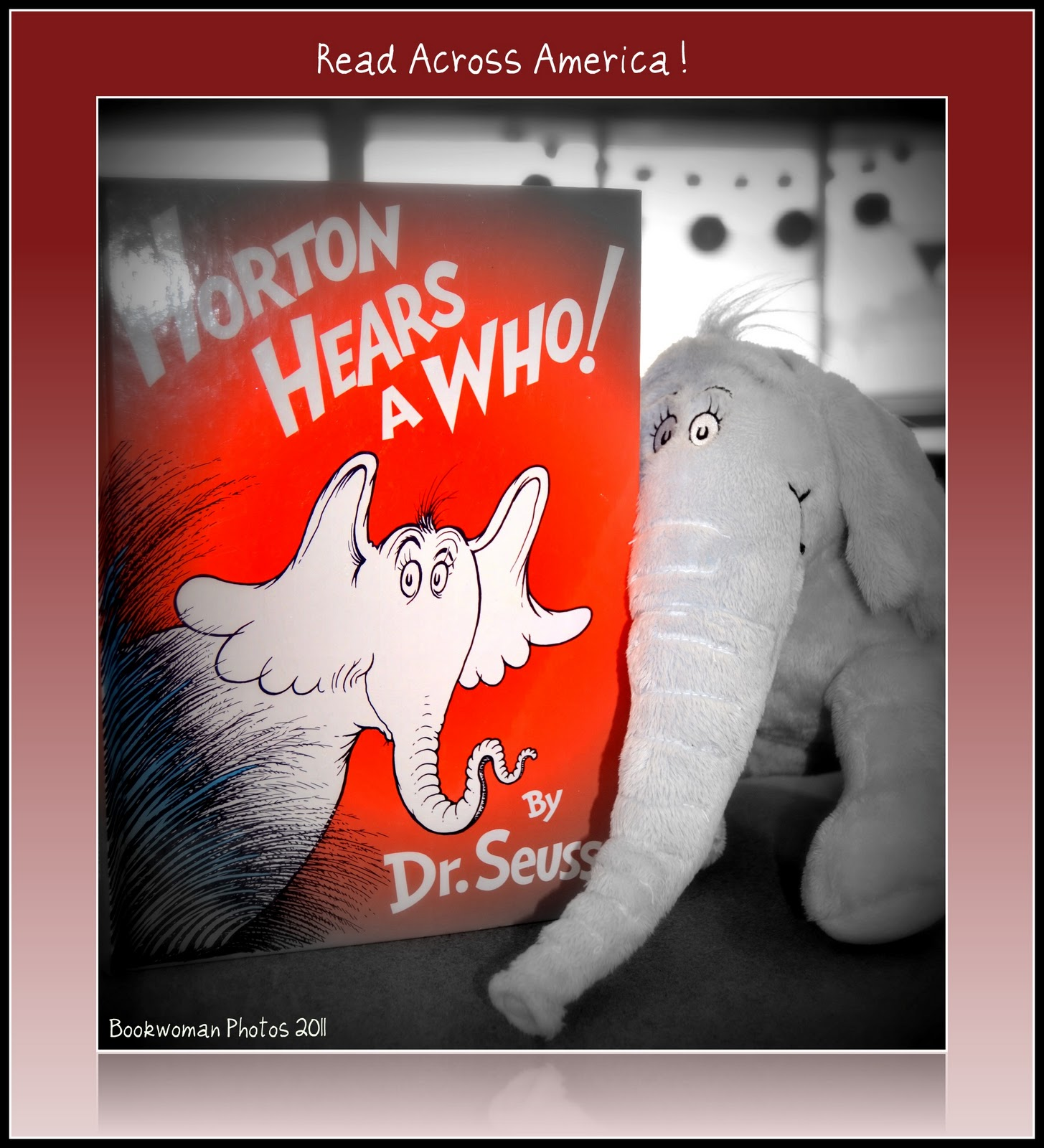 Mrs. Archer's Book Notes: Horton Hears A Who