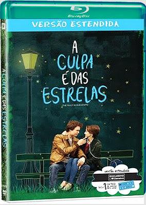 Filme Poster A Culpa é das Estrelas VERSÃO ESTENDIDA BDRip XviD Dual Audio & RMVB Dublado
